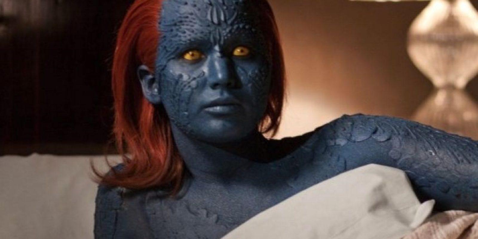 """En esta nueva historia, los mutantes se enfrentan a uno de los villanos más poderosos de este universo creado por Marvel Cómics, """"Apocalypse"""". Foto:IMDB"""