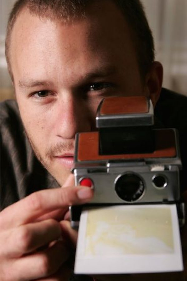 Heath Ledger murió el 22 de enero de 2008 Foto: Getty Images