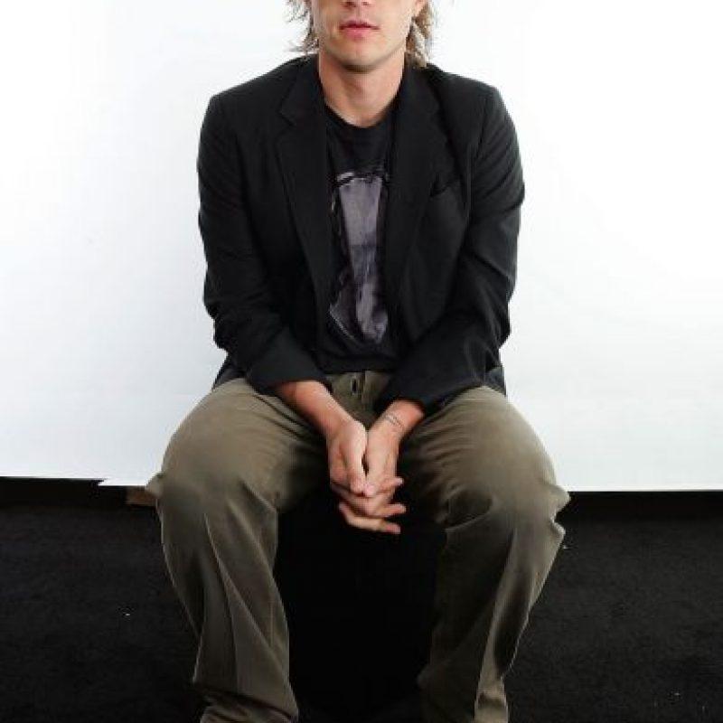 Ledger trabajaba más en su interpretación que en convertirse en una estrella de Hollywood. Foto:Getty Images
