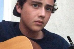 Es buen amigo de la hermana de Miley Cyrus, Noah Cyrus. Foto:vía instagram.com/ryanmalgarini
