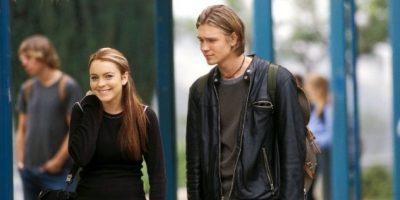 """Sin embargo, el final descubre que en realidad ama a """"Anna"""" (Lohan). Foto:IMDB"""