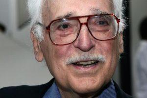 El actor falleció en septiembre de 2010, por un cáncer de próstata. Foto:Getty Images