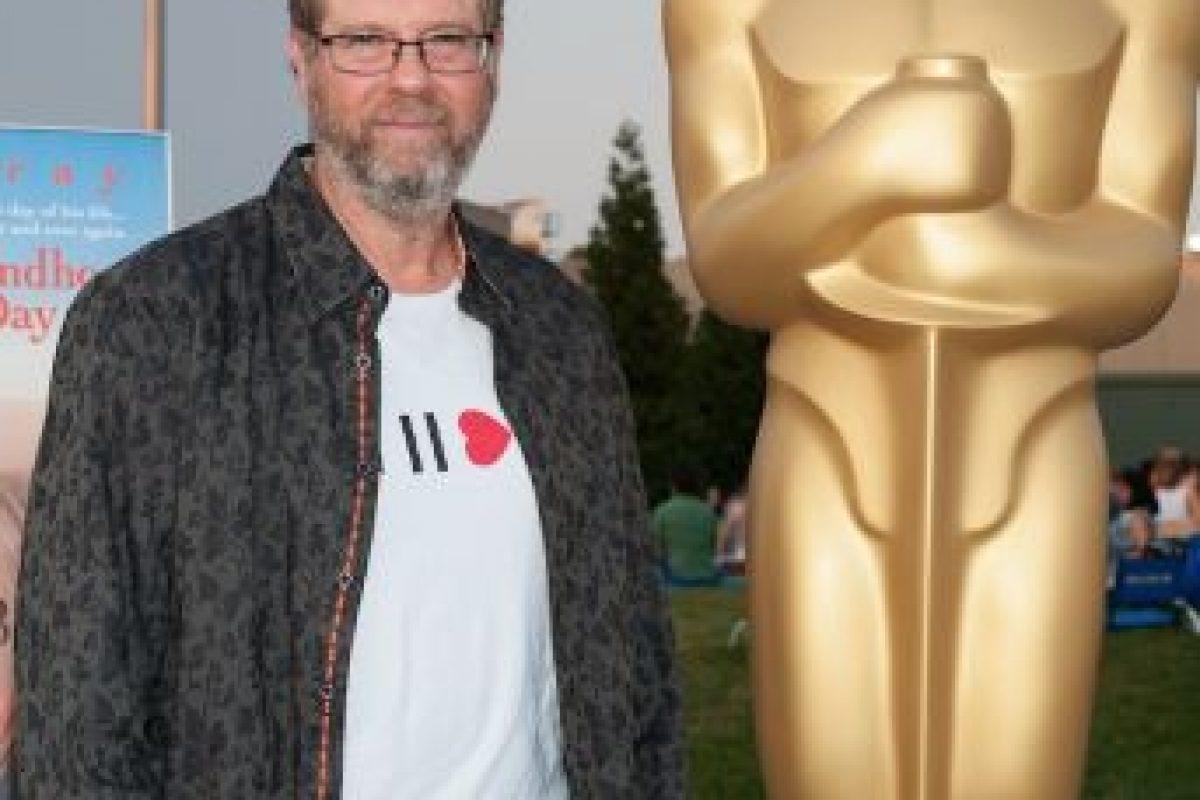 El actor ahora tiene 64 años. Foto:Getty Images