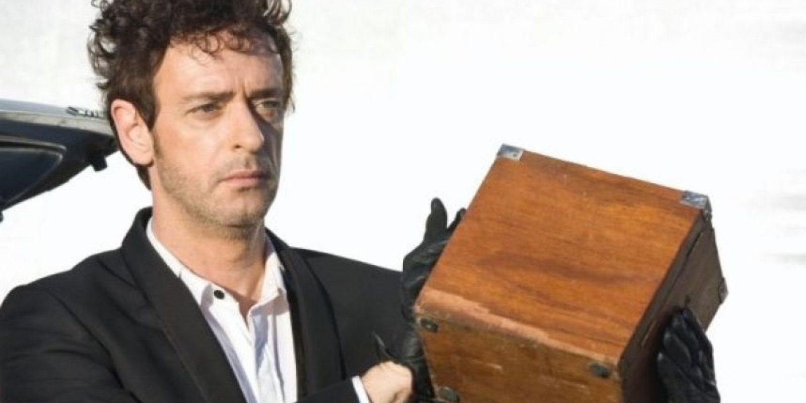 Cerati lideró entre 1982 y 1997 la icónica banda Soda Stereo Foto:Facebook/GustavoAdrianCerati