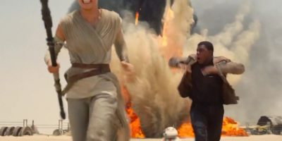 "Video: Nuevas imágenes de ""Star Wars: Episode VII - The Force Awakens"""