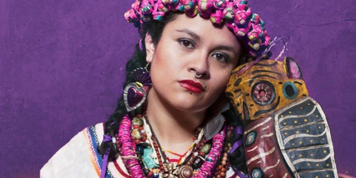 Diario británico destaca la obra de la rapera guatemalteca Rebeca Lane