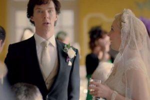 """Sherlock"" estuvo integrada por tres temporadas. Foto:IMDb"