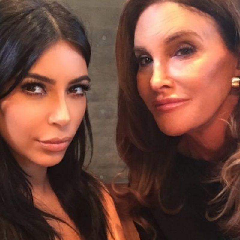 No garantiza eliminar a Caitlyn Jenner… Foto:vía instagram.com/kimkardashian
