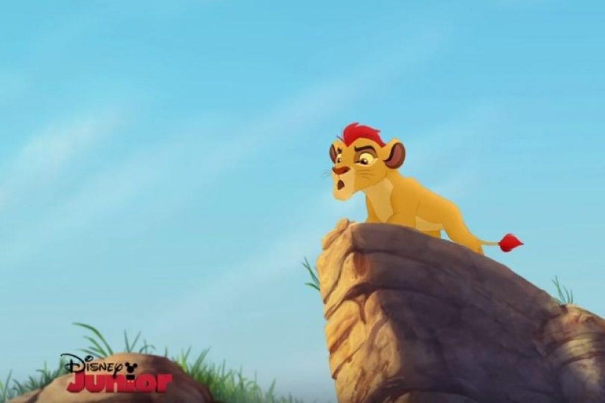 Misma que llegará a las pantallas el próximo año. Foto:YouTube/DisneyJuniorPR