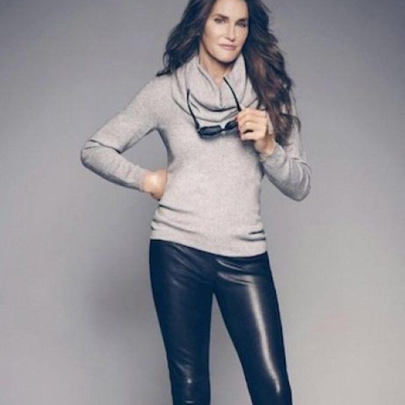 Ahora, Caitlyn Jenner Foto:Instagram/E! News