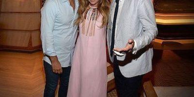 Thalía se va de fiesta a Nueva York junto con Bon Jovi