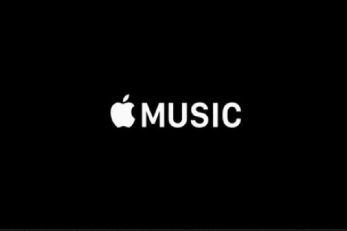 Apple Music quiere convertirse en el rey de la música en streaming. Foto:Apple