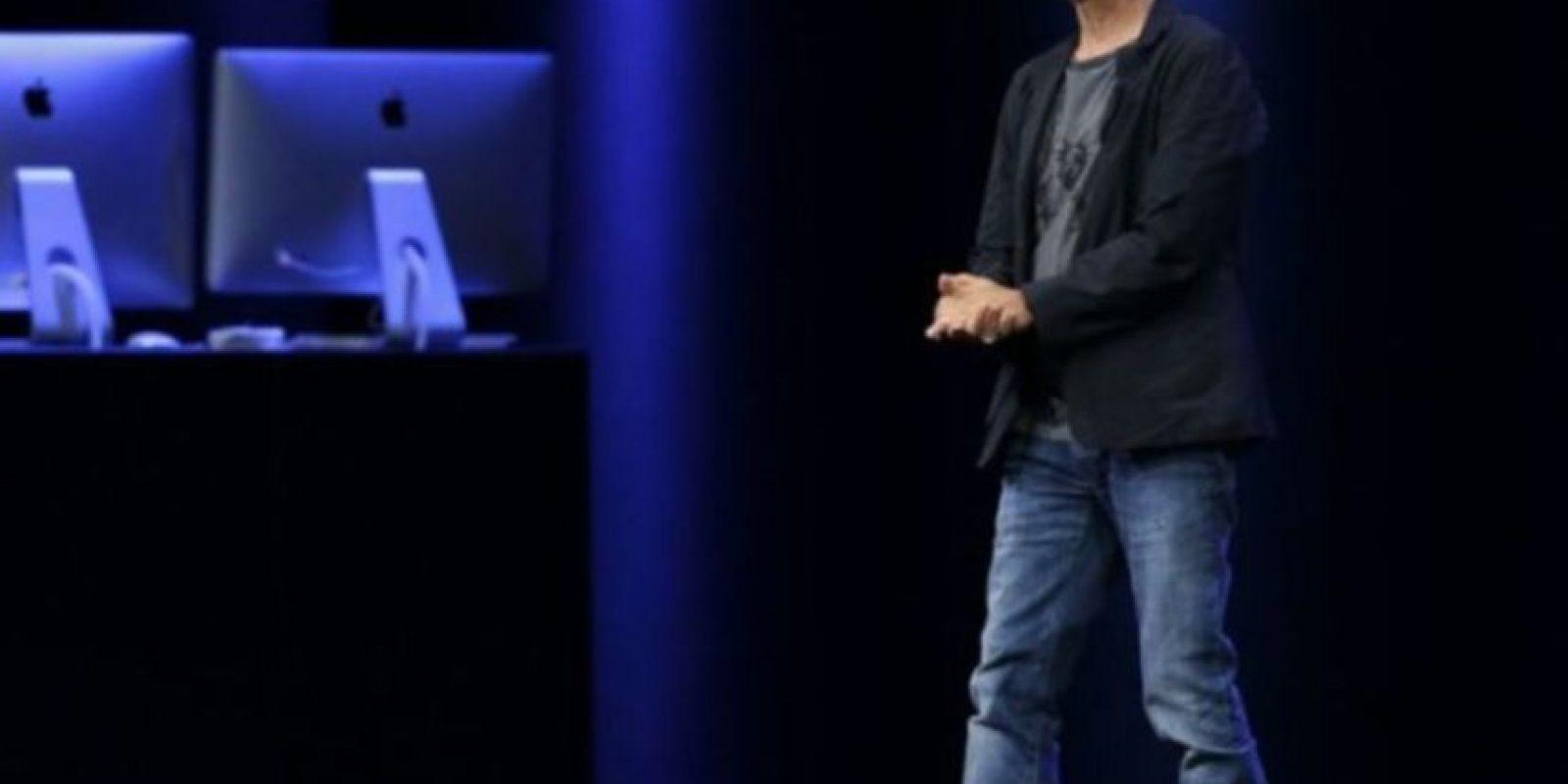 Jimmy Iovine fue el encargado de presentar la aplicación. Foto:Apple