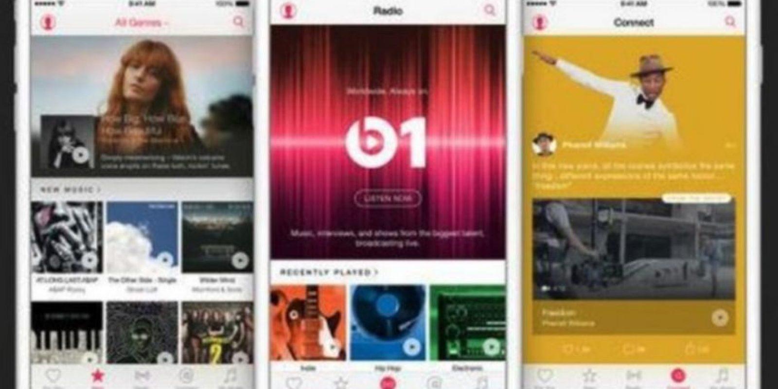 Esta es la aplicación para iPhone. Foto:Apple