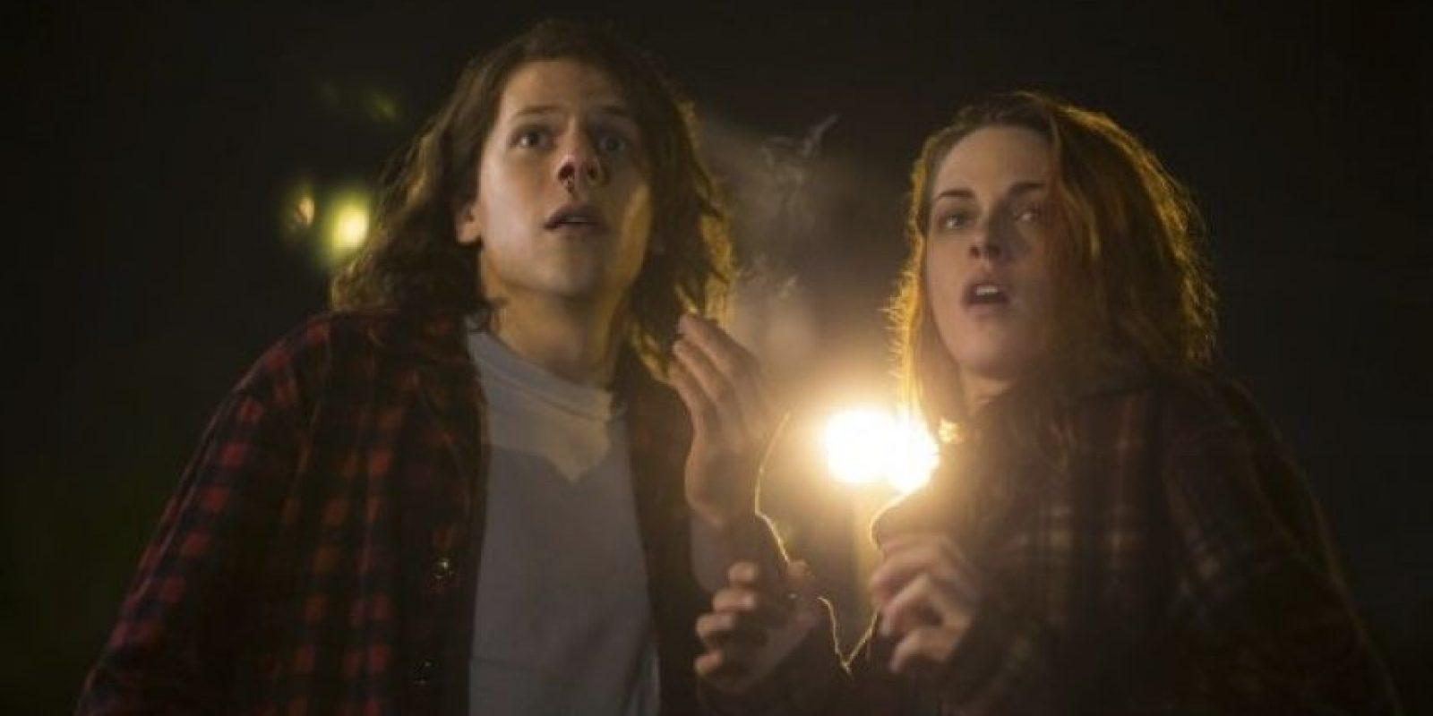 """""""American Ultra"""" narra las vivencias de una pareja que se ve envuelta en una conspiración del gobierno. Foto:vía facebook.com/AmericanUltra"""