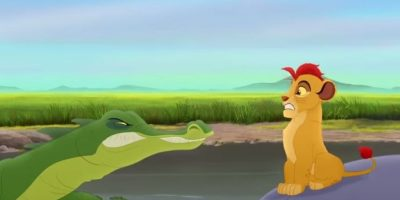 """The Lion Guard: Return of the Roar"" es una película para la televisión Foto: YouTube/disneychannel"