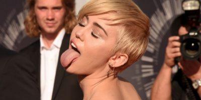 """Le debe su fama a serie de Disney, """"Hannah Montana"""", que protagonizó durante más de cinco años. Foto:Getty Images"""
