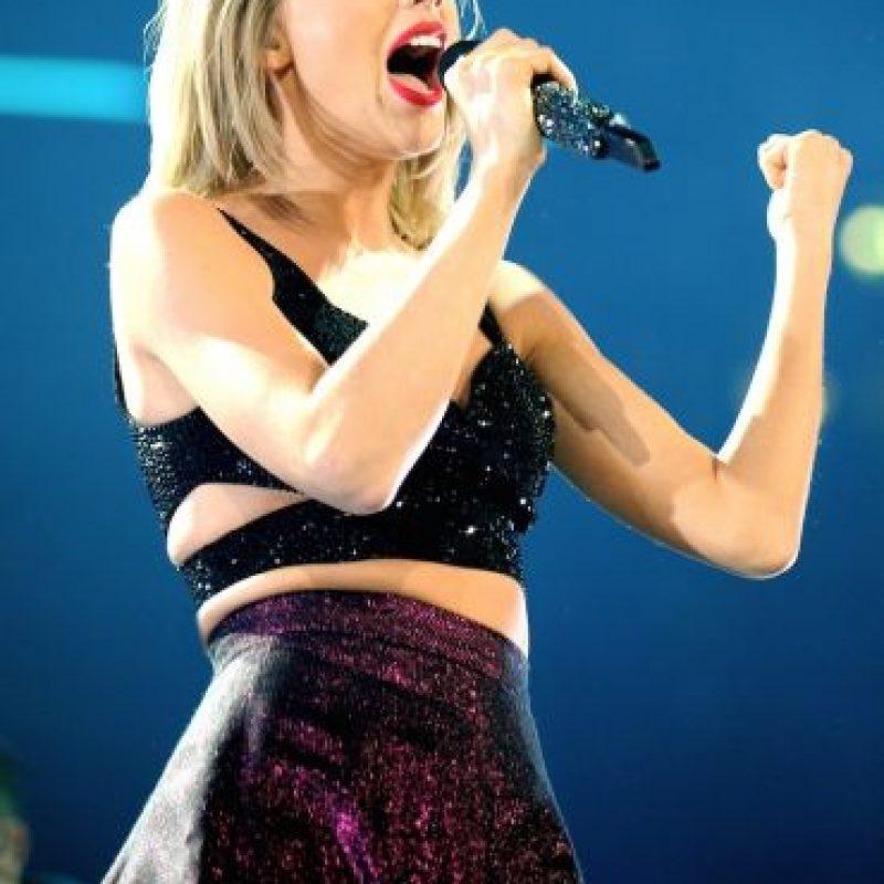 """1989"" generó 3,6 millones de copias vendidas. Foto:Getty Images"
