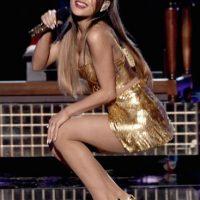En 2014, el portal MTV News reportó que la fortuna de Grande alcanza los cinco millones de dólares. Foto:Getty Images