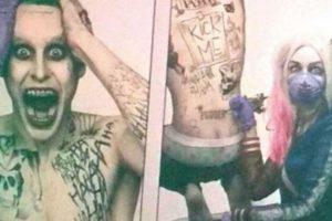 """Para respaldar su teoría, el usuario de Reddit realizó una fotografía con la que demuestra que """"Joker"""" es """"Robin"""" Foto:Twitter/DavidAyerMovies"""