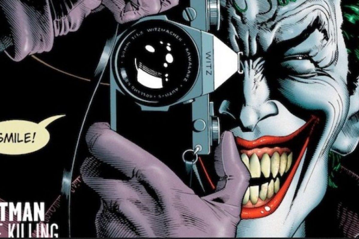 """¿Cuál es la identidad oculta de """"Joker"""" en """"Suicide Squad""""? Foto:DC Comics"""