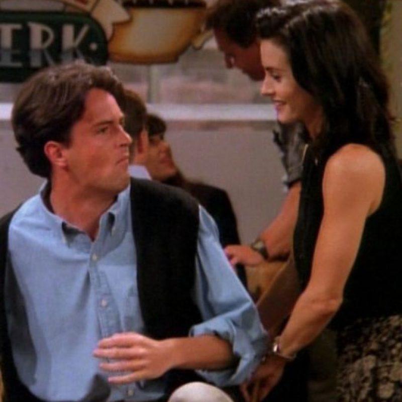 """En """"Friends"""" le dio vida a """"Chandler Bing"""" Foto:vía facebook.com/friends.tv"""
