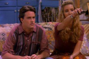 """Antes de """"Friends"""" apareció en series como """"Dream On"""", """"Deadly Relations"""" y """"Who's the Boss?"""". Foto:vía facebook.com/friends.tv"""