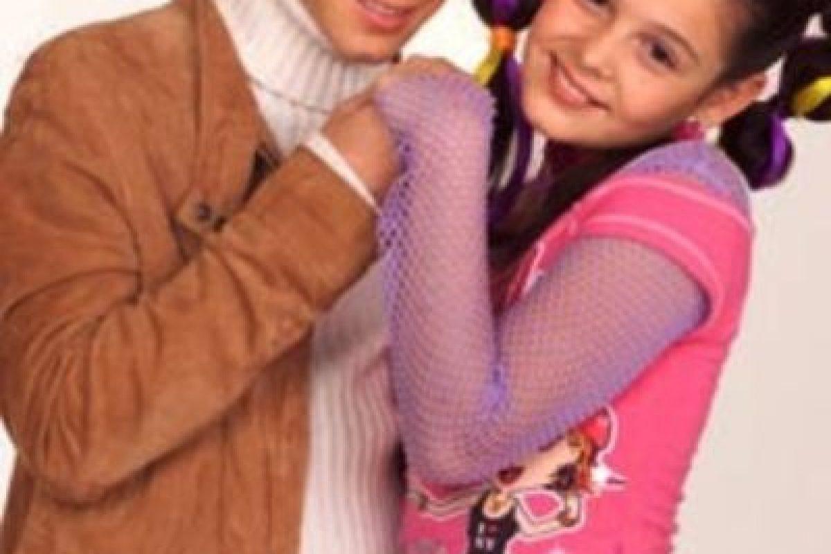 """Su primer telenovela infantil fue """"Mision S.O.S: Aventura y amor"""". Foto:Televisa"""
