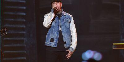 """El premio de """"Espíritu Guerrero"""" fue para el cantante de ascendencia puertorriqueña y dominicana, Nicky Jam. Foto:Getty Images"""