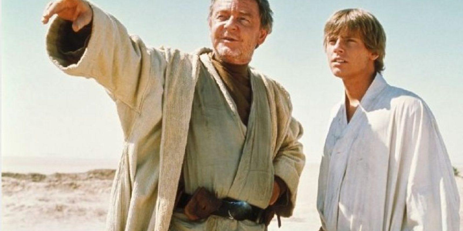 """Y de la misma saga, algunos conocen a """"Luke Skywalker"""" como """"Lucas Trotacielos"""". Foto:IMDB"""