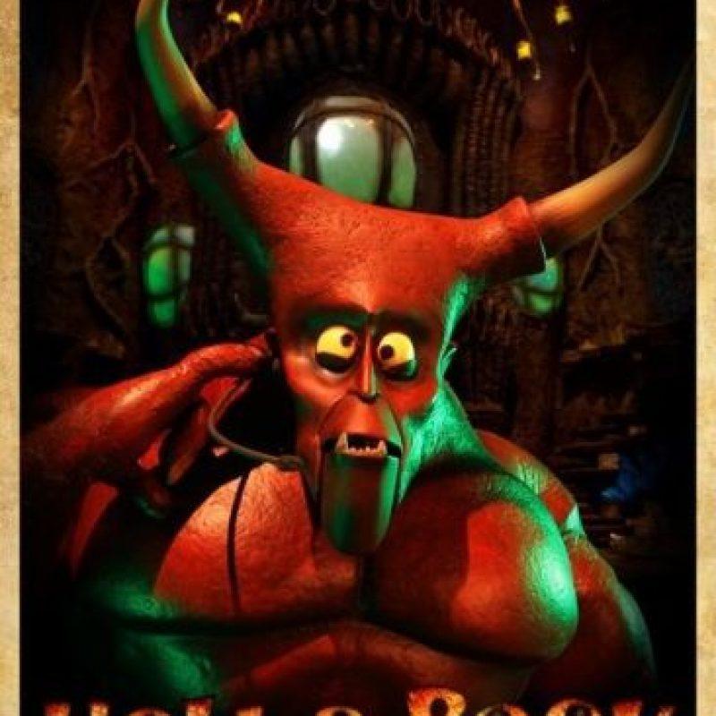 En el mundo de las tinieblas no debe faltar Lucifer. Foto:IMDb