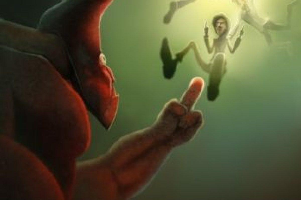 Hell & Back se estrena el próximo 25 de septiembre. Foto:IMDb