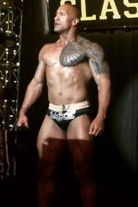 """Dwayne Johnson es mejor conocido como """"La Roca"""" Foto:Instagram/therock"""