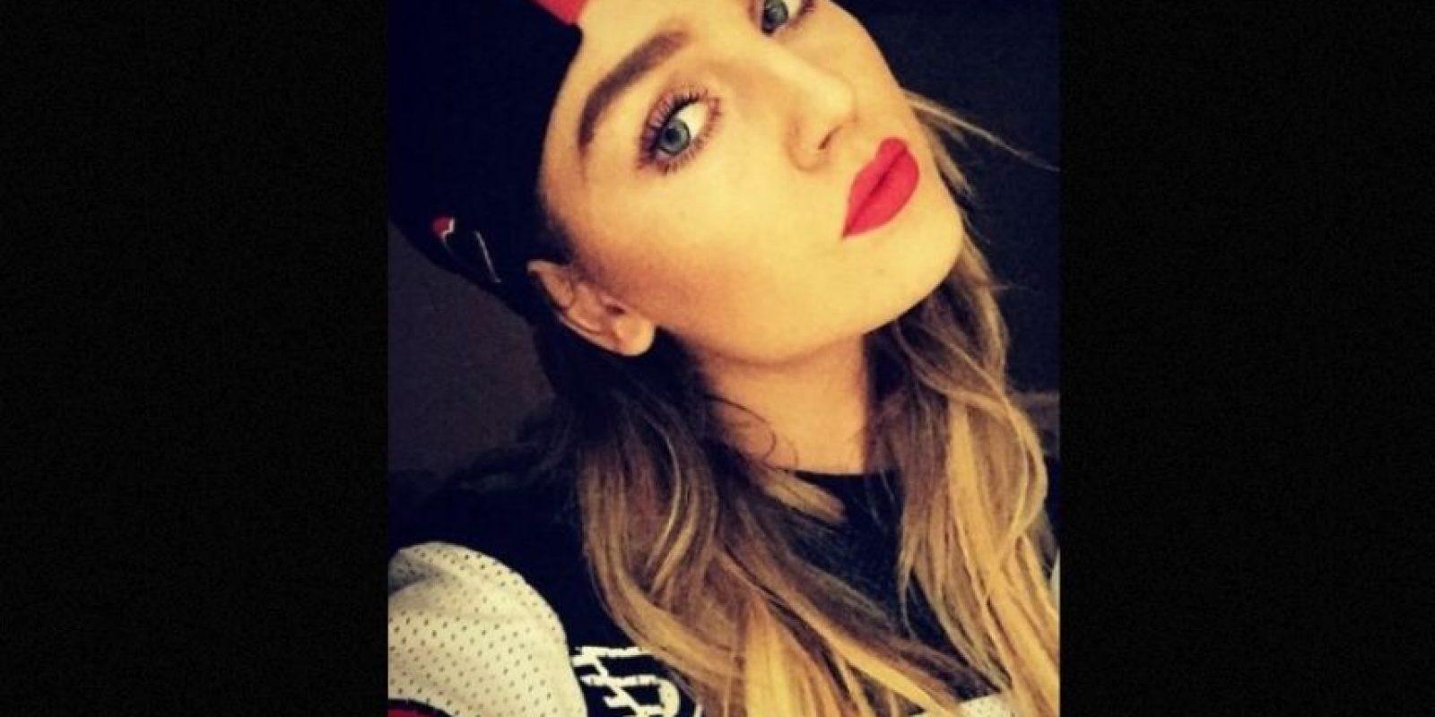 "Perrie audicionó para la octava temporada de ""The X Factor"" Foto:Instagram/perrieeele"