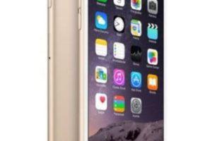 iPhone 6 Plus a la venta desde 749 dólares. Foto:Apple