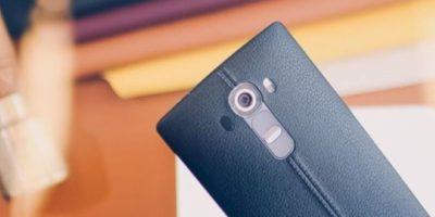 Su pantalla es de 5.5 pulgadas con un procesador Qualcomm Snapdragon 808 de seis núcleos a 1.8GHz, cámara posterior de 16 megapixeles, frontal de 8 megapixeles, Android 5.1, batería de 3.000 mAh y acabados en cuero. Foto:LG