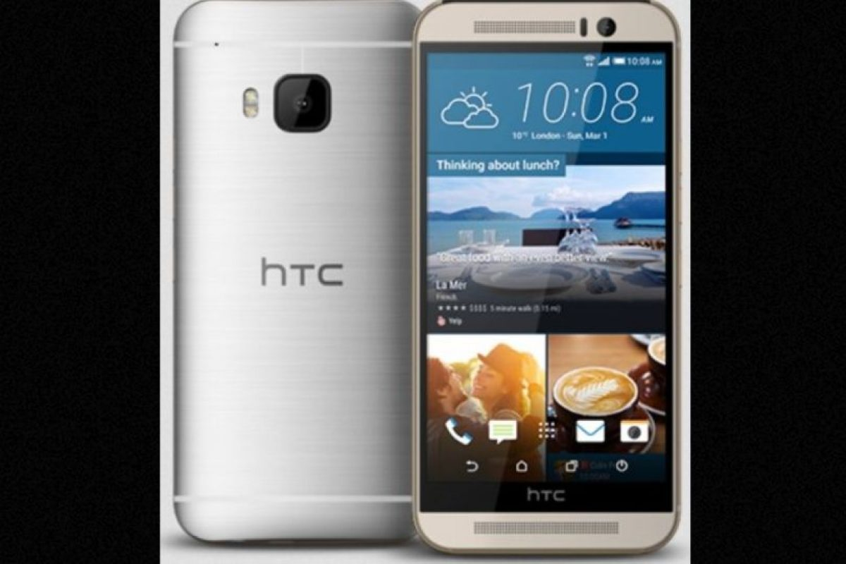 HTC One M9. Foto:HTC