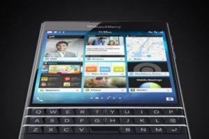BlackBerry Passport tiene un precio de salida de 599 dólares. Foto:BlackBerry