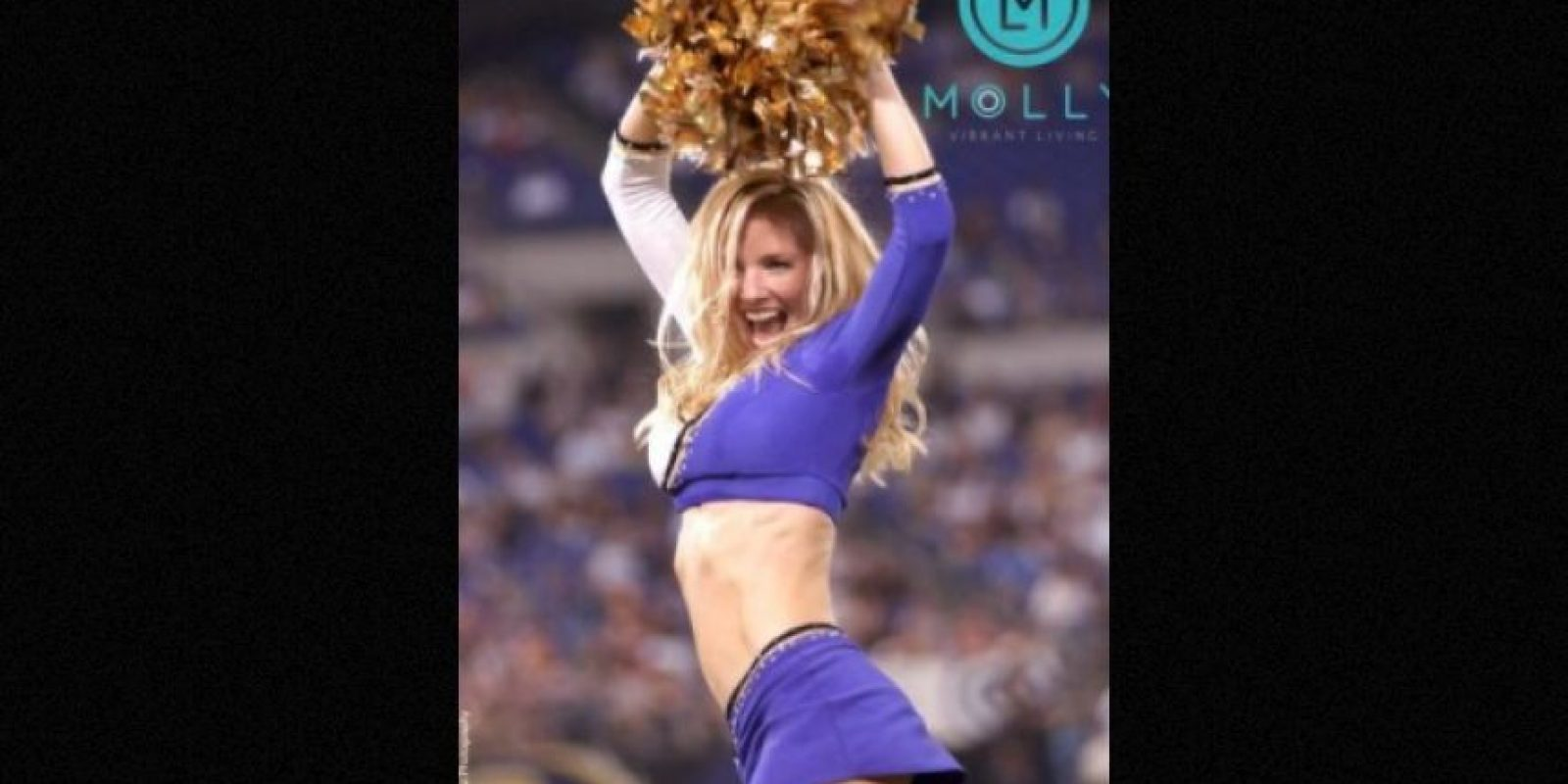 Fue acusada de tener relaciones sexuales con un menor de 15 años Foto:Vía MollyShattuck.com
