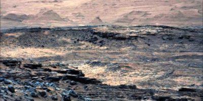 """Aficionados """"descubren ciudad perdida"""" en Marte"""