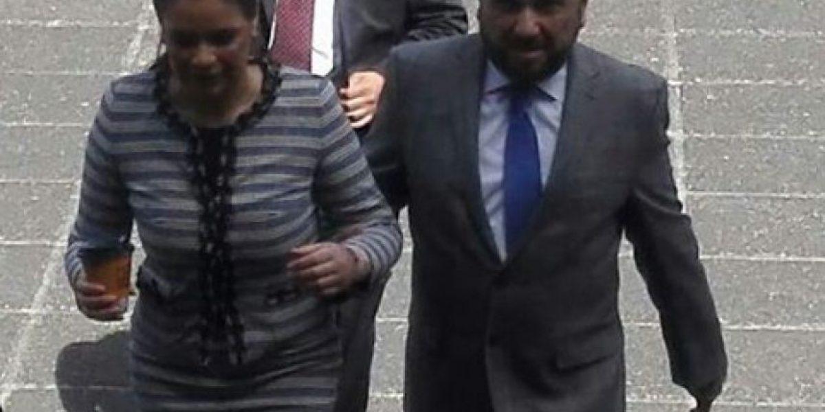 Fiscalía de Lavado y Extinción investiga a esposo de Baldetti