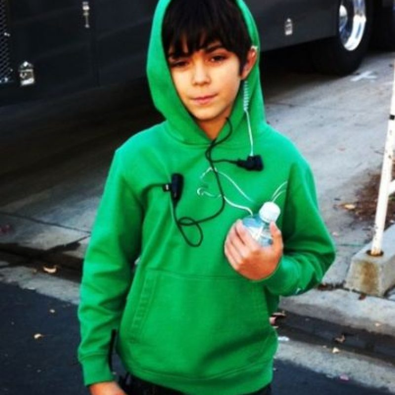 Austin Green ya tenía un hijo de su relación con Vanessa Marcil, su nombre es Kassius Lijah Marcil-Green Foto:vía instagram.com/arent_you_that_guy