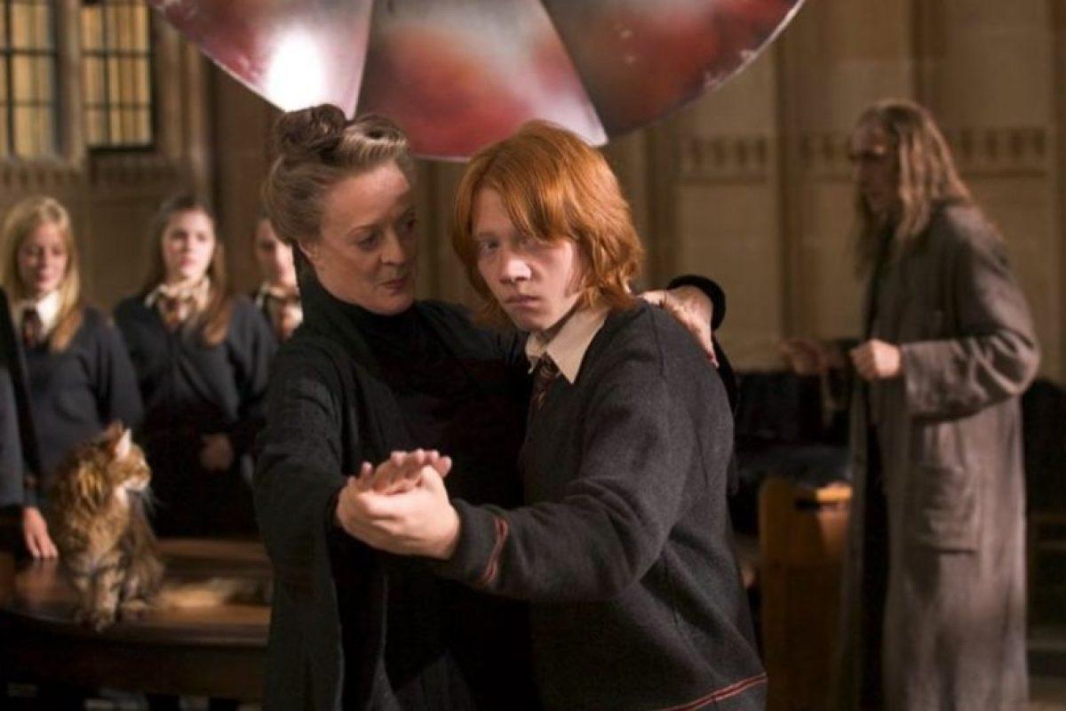 """Una de las primeras cosas que compró con su sueldo por las película de """"Harry Potter"""" fue un carro de helados. Foto:vía facebook.com/harrypottermovie"""
