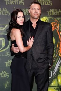 Tras casarse y formar una familia con Megan Fox, se convirtió en uno de los hombres más envidiados de Hollywood. Foto:Getty Images
