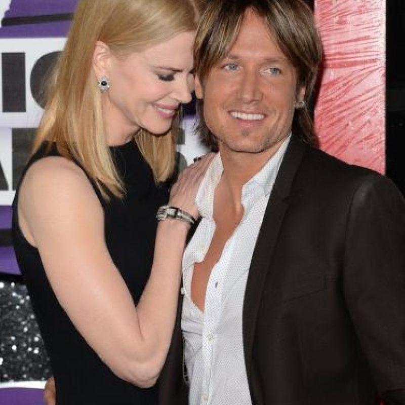 Desde 2006 es el esposo de Nicole Kidman. Foto:Getty Images