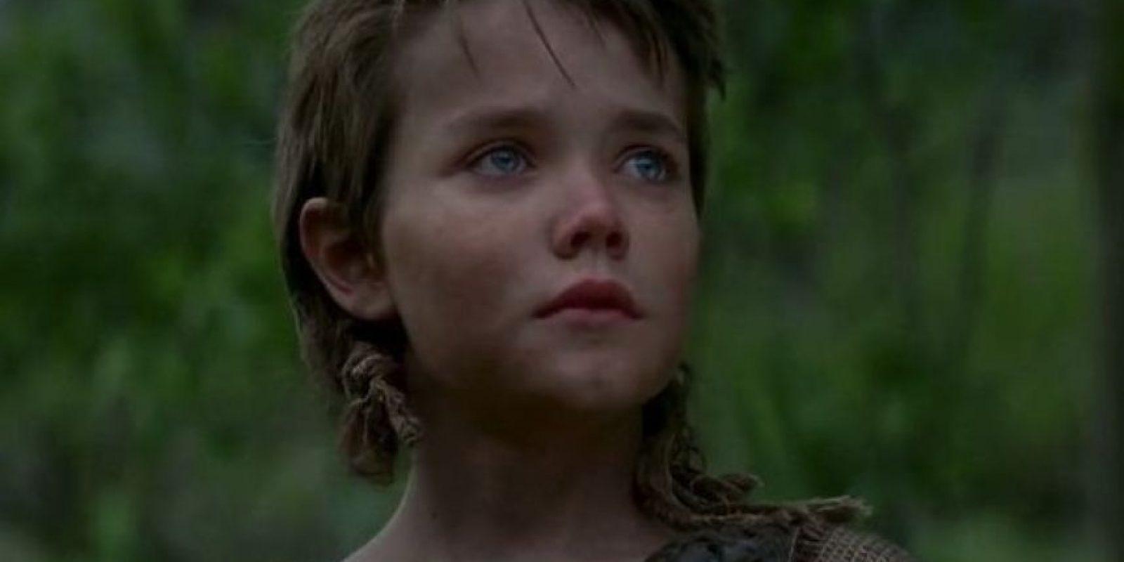 """A los 12 años le dio vida al pequeño """"William Wallace"""" Foto:IMDB"""