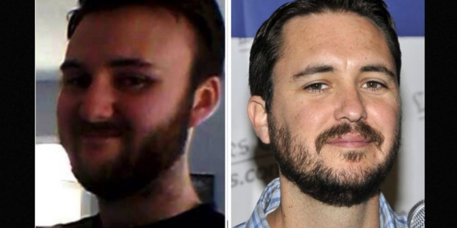 Igual a Will Wheaton Foto: Reddit/Getty