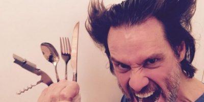 """Hugh Jackman imitó a """"La Máscara"""" y Jim Carrey a """"Wolverine"""""""
