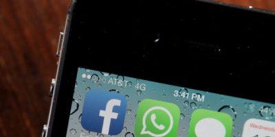 Las redes sociales mantienen comunicados a los usuarios con sus seres queridos. Foto:Getty Images