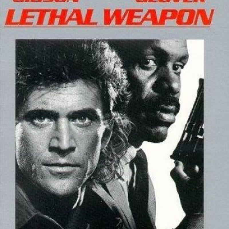 """Arma letal"" 1987 Foto:IMDb"